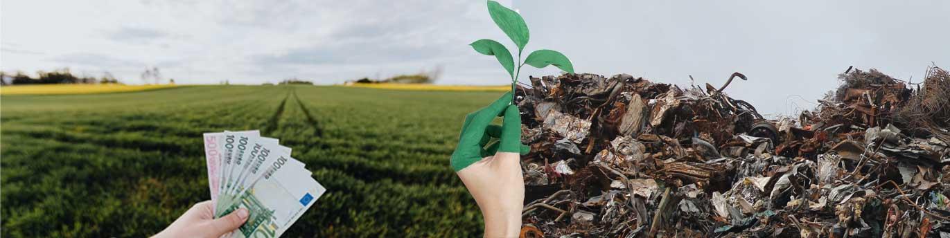 שמירה על איכות הסביבה עם מכירת ברזל