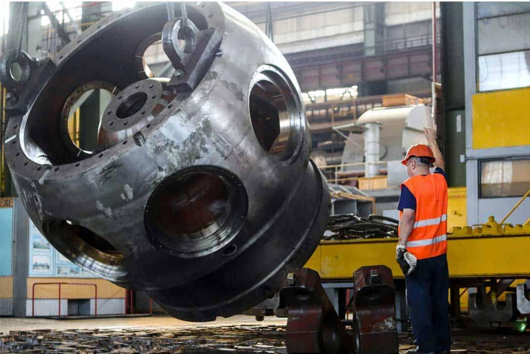 מחזור גרוטאות ברזל לאחר פינוי